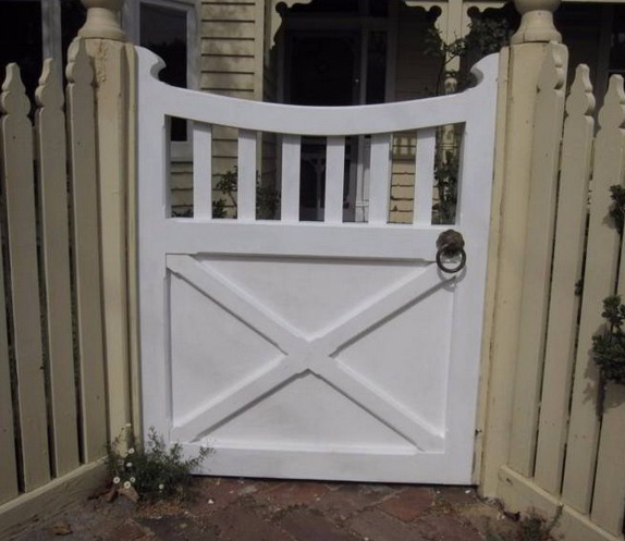 Repaired Gate